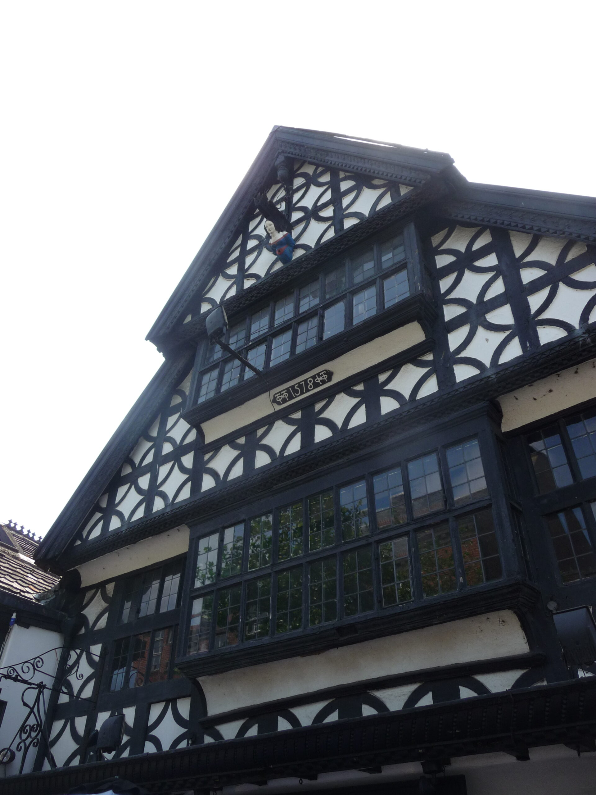 15 Fore Street c.1578